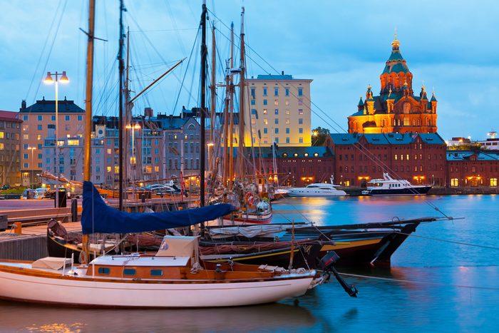 Helsinki, meilleure ville pour prendre une bière