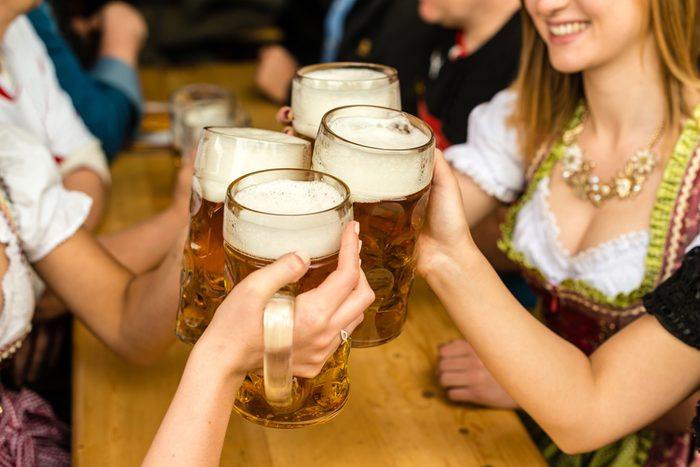 Les meilleures villes pour boire de la bière : Munich
