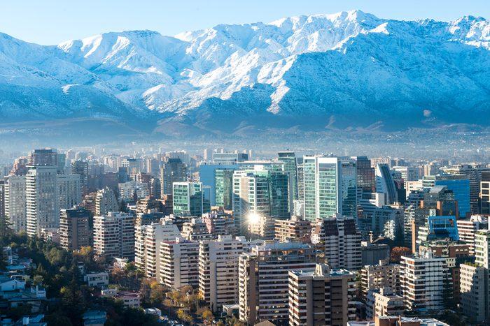 Santiago, meilleure ville pour la bière