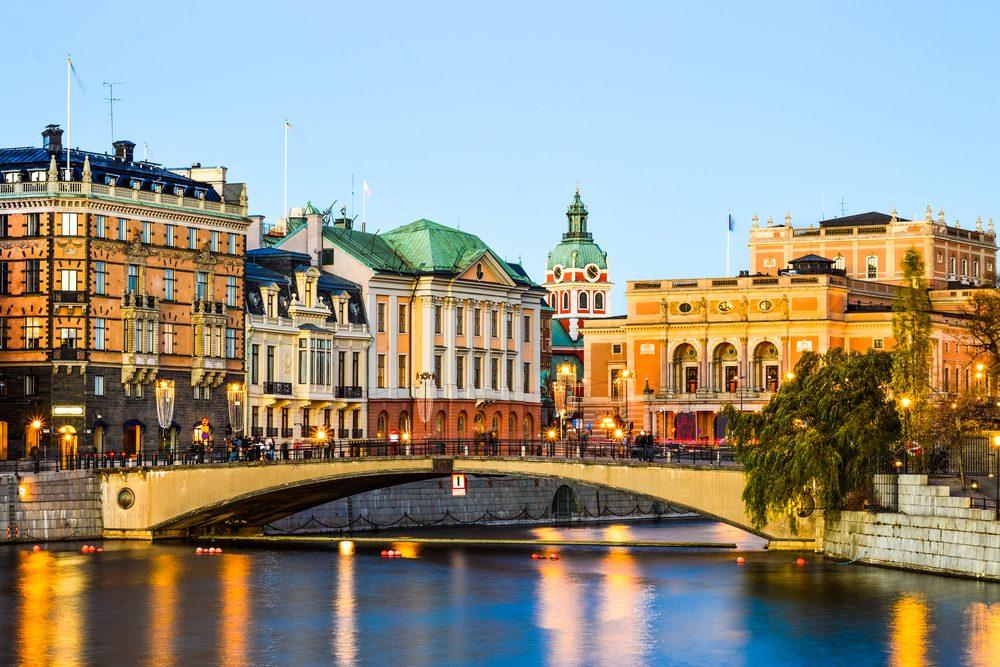L'une des meilleures villes pour la bière, Stockholm
