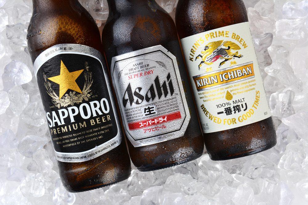 L'une des meilleures villes pour prendre une bière, Tokyo