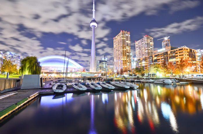 Une des meilleures villes pour prendre une bière, Toronto