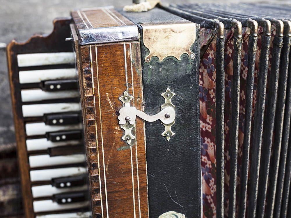 Musée du Canada: visitez celui de l'accordéon au Québec.