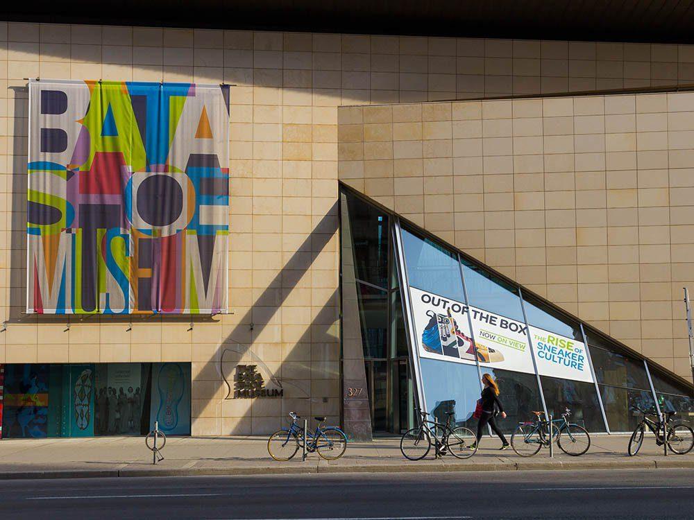 Musée du canada: découvrez le musée de la chaussure à Toronto.