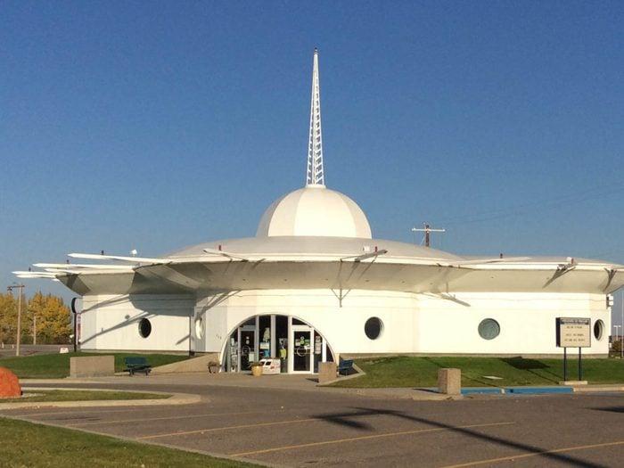 Musée du Canada: la station en entièrement consacrée à Star Trek.
