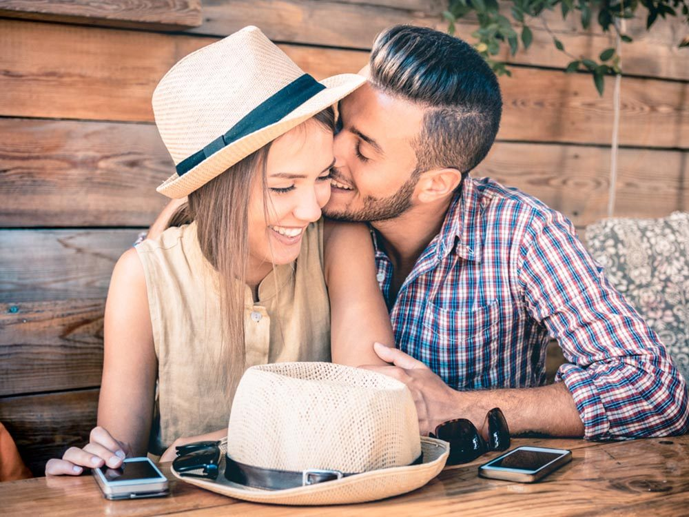 La passion est le premier stade d'une vie de couple.
