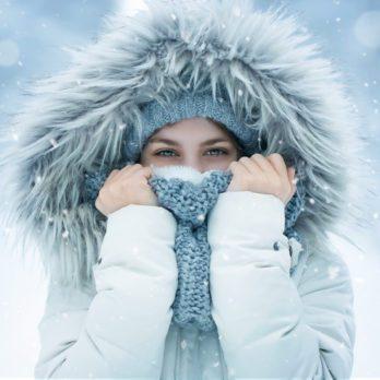 Les 7 réactions inusitées du corps humain en hiver