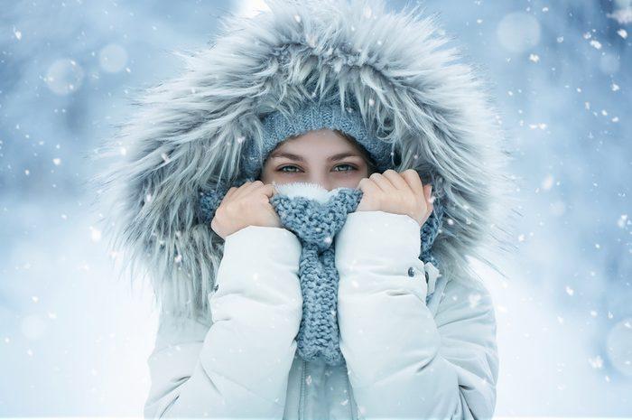 Les frissons pour réchauffer votre corps.