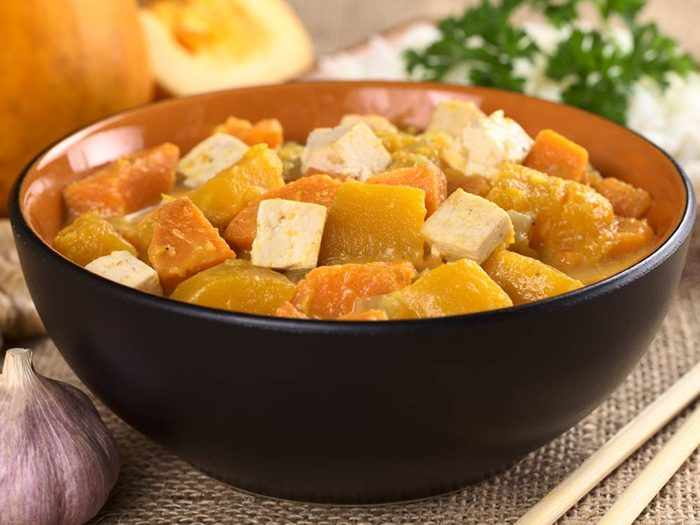 Les meilleures recettes de pommes de terre: l'aloo gobi