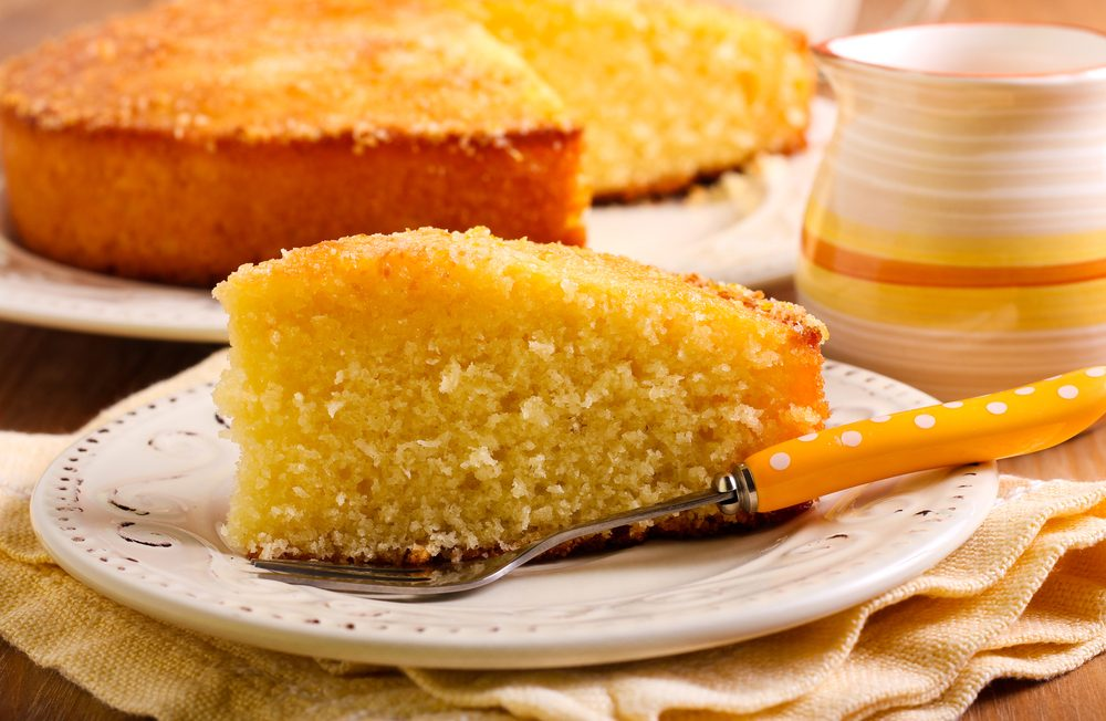 Une recette de gâteau des anges