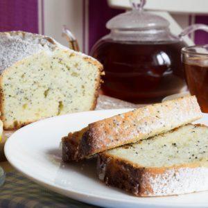 Recette facile: gâteau citron aux graines de pavot