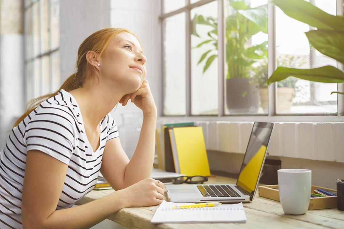 Pour stimuler sa créativité, prenez le temps de penser.