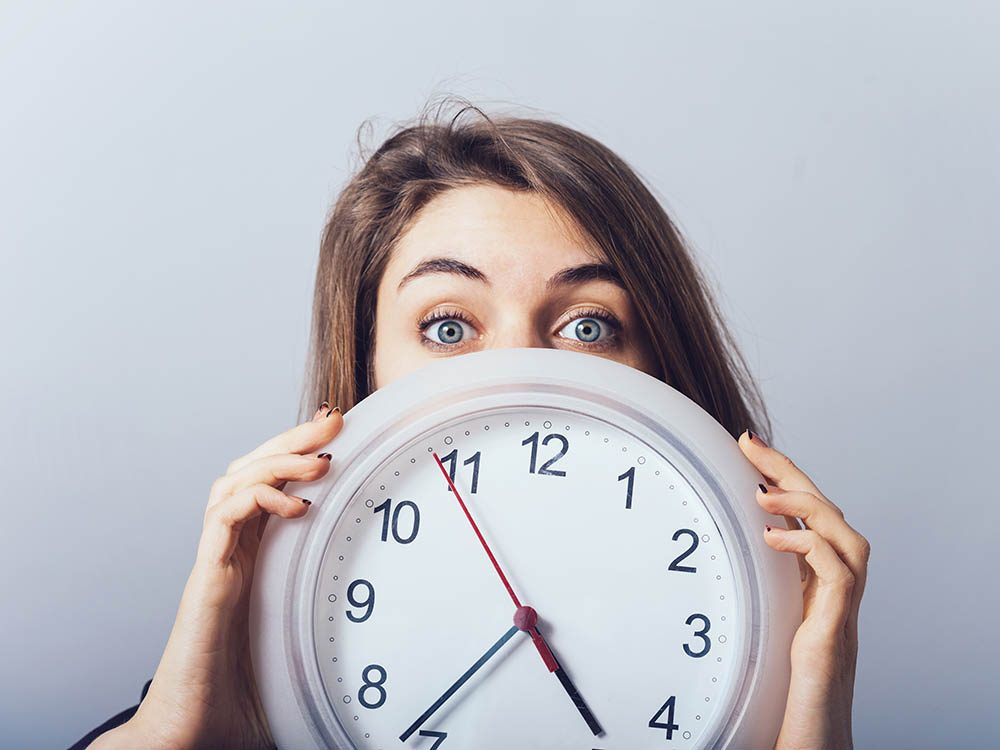Les horaires irréguliers affectent votre santé