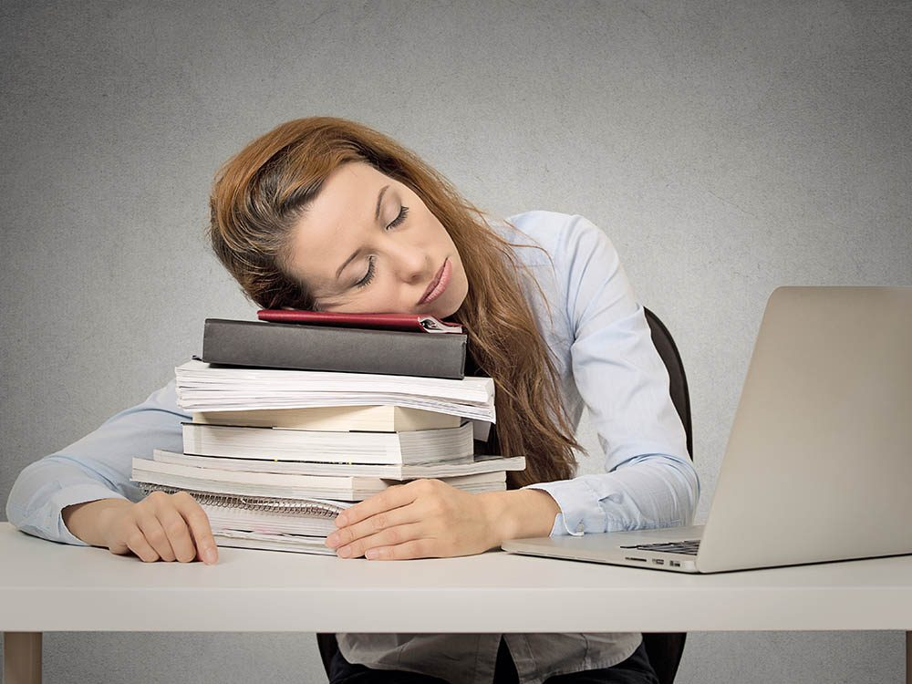 Horaires perturbent le sommeil.