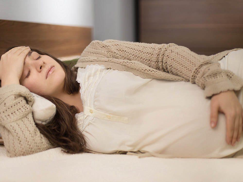 Les horaires peuvent causer des problèmes de grossesse.