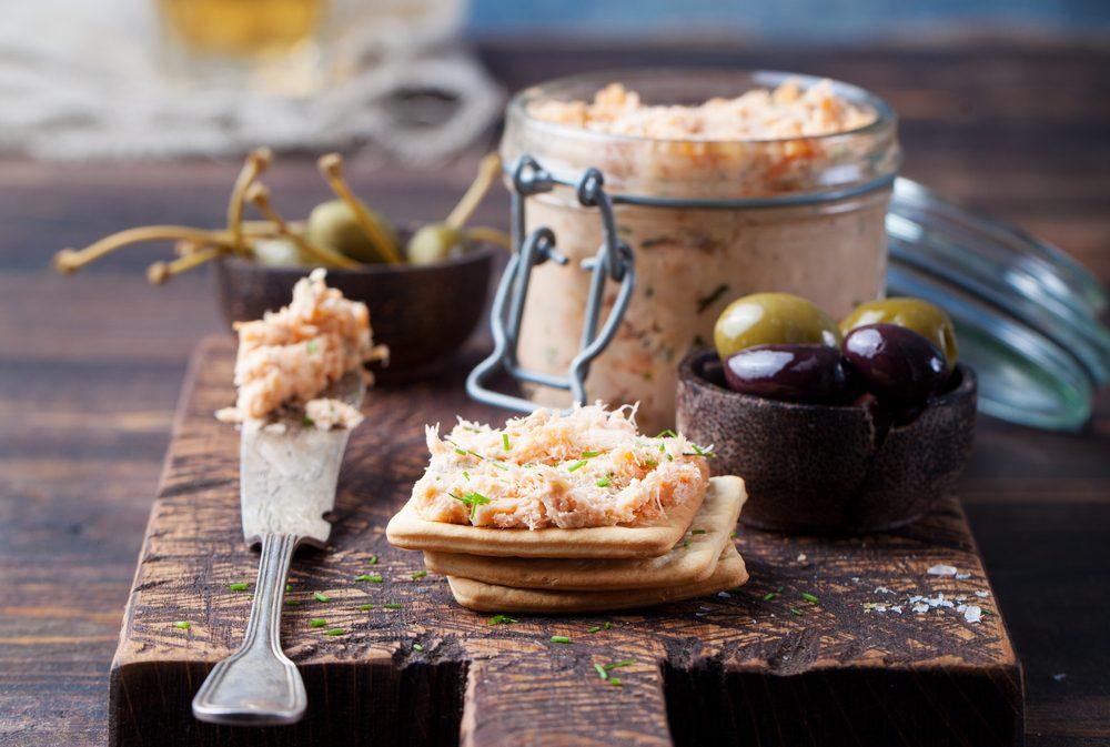 Rillette de saumon, notre meilleure recette.