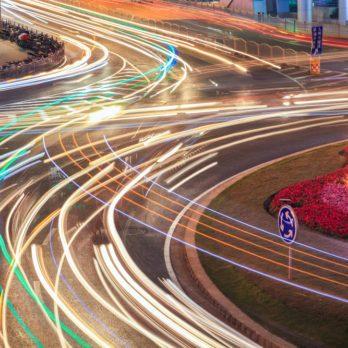 Les carrefours giratoires