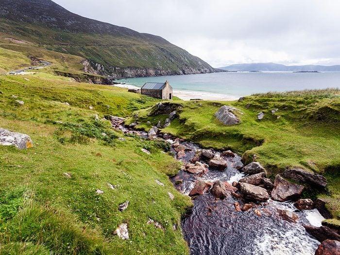 Découvrez l'Irlande et sa nature sauvage.