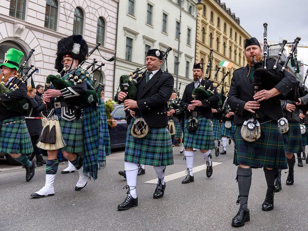 Découvrez l'Irlande et ses festivals.