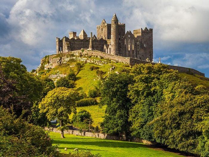 Découvrez l'Irlande et ses paysages à couper le souffle.