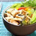 25 recettes de salades repas minceur