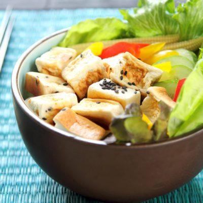 Nos meilleures recettes de salades minceur et santé.