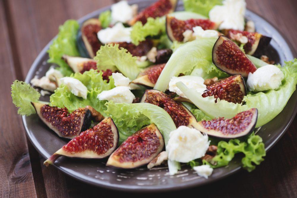 les 25 meilleures recettes savoureuses de salades minceur. Black Bedroom Furniture Sets. Home Design Ideas