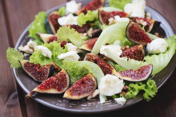 salades-sante-mesclun-figues