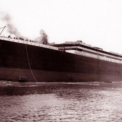 Une illusion d'optique aurait empêché qu'on vienne en aide au Titanic en détresse.