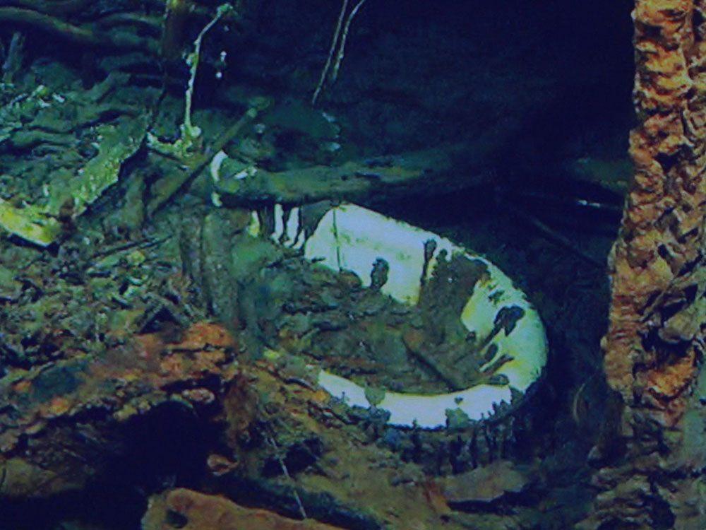 En 2012, on a réussi à produire une carte détaillée de l'épave du Titanic à l'aide de robots sous-marins.