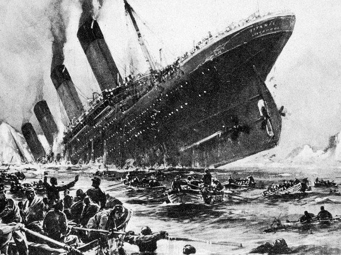 L'auteur d'une nouvelle datant de 1898 avait imaginé une catastrophe comme celle du Titanic.