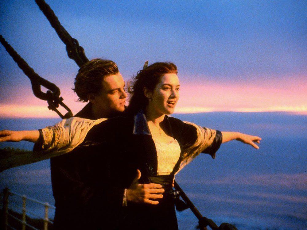 Les recettes du film Titanic pourraient servir à acheter presque 5 nouveaux Titanics!