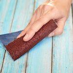 11 trucs inusités à faire avec du papier sablé