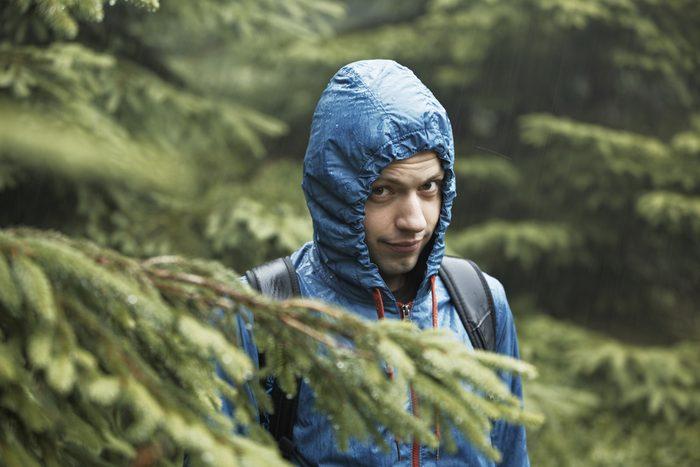 Sous-estimer la météo: une erreur à ne pas faire en camping.