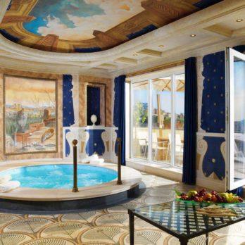 Top 10 des hôtels les plus luxueux du monde