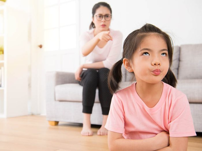 Si votre enfant ne parle pas de la rentrée scolaire, posez-lui des questions.