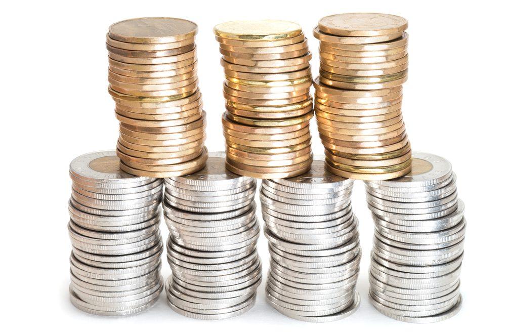 Nous ne roulons pas les pièces de monnaie que vous souhaitez déposer