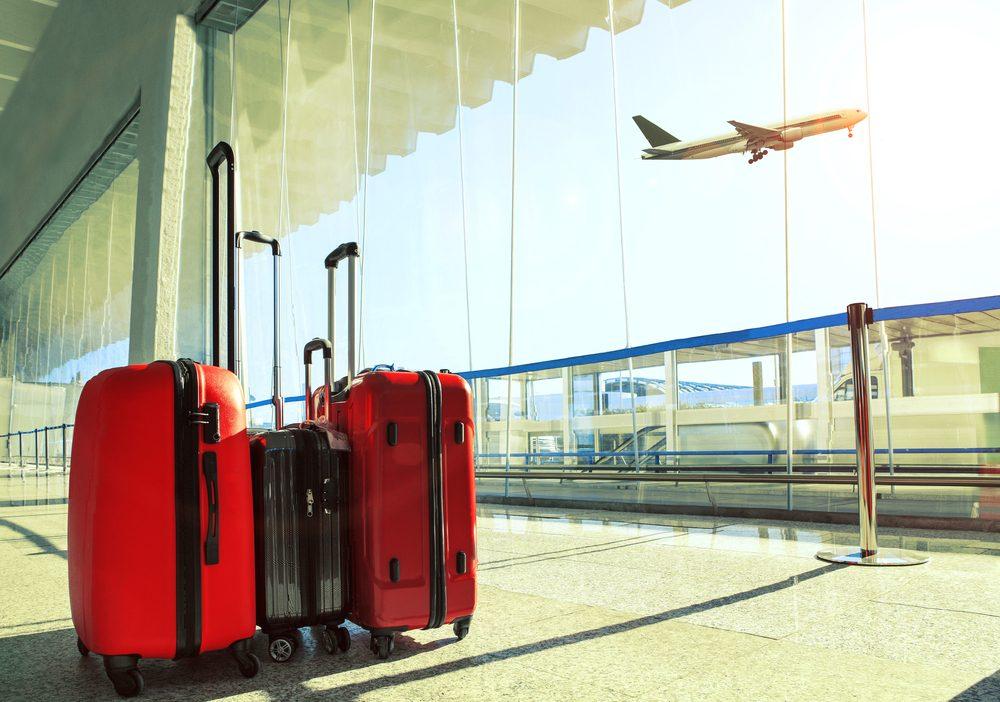 Ne perdez pas vos bagages.