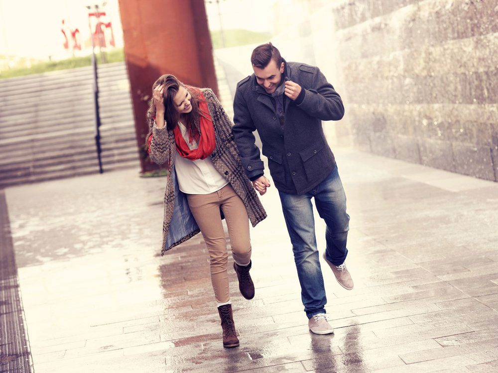 La marche aphrodisiaque est une bonne façon de perdre du poids.