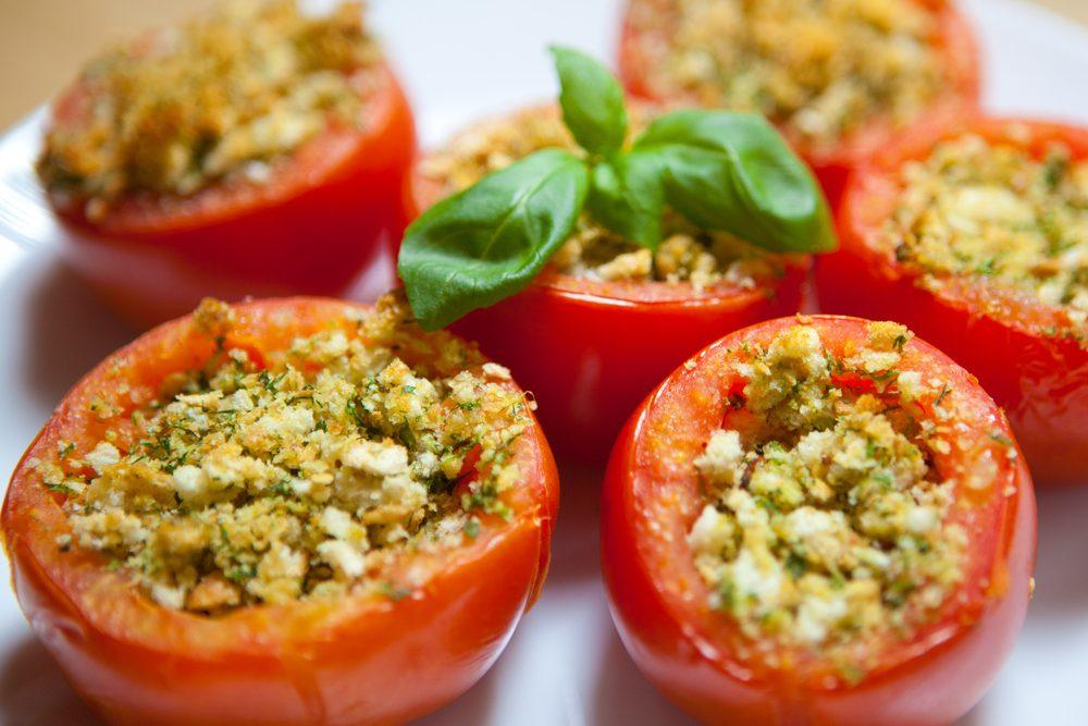 Une recette de tomates farcies pour cuisiner les tomates fraîches