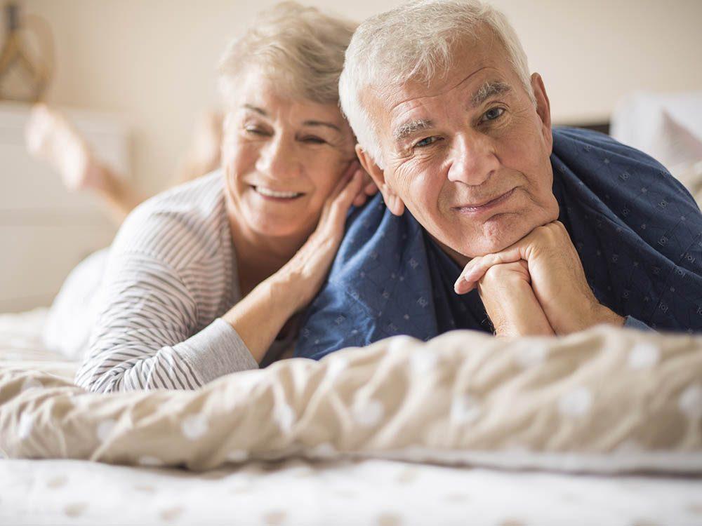 Le vieillissement ne fait pas disparaitre la libido.