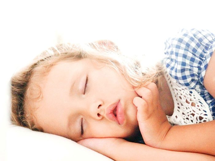 Combien d'heures de sommeil pour le retour à l'école.
