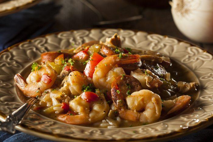 Une recette de sauté de crevettes pour faire baisser votre taux de cholestérol