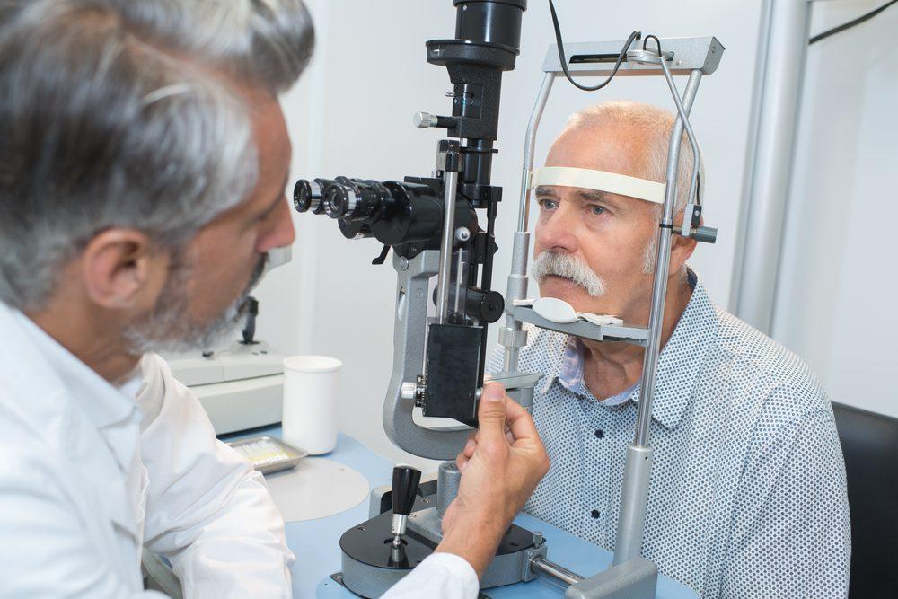 maladie peau yeux