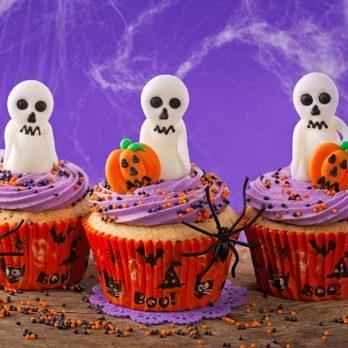Recettes d'Halloween (à moins de 180 calories!)