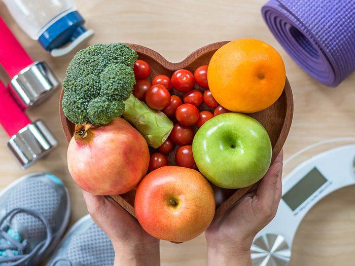 Le cholestérol n'est pas nécessaire dans notre alimentation.