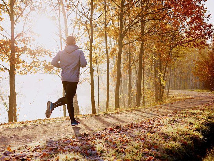 Le cholestérol dépend du mode de vie.