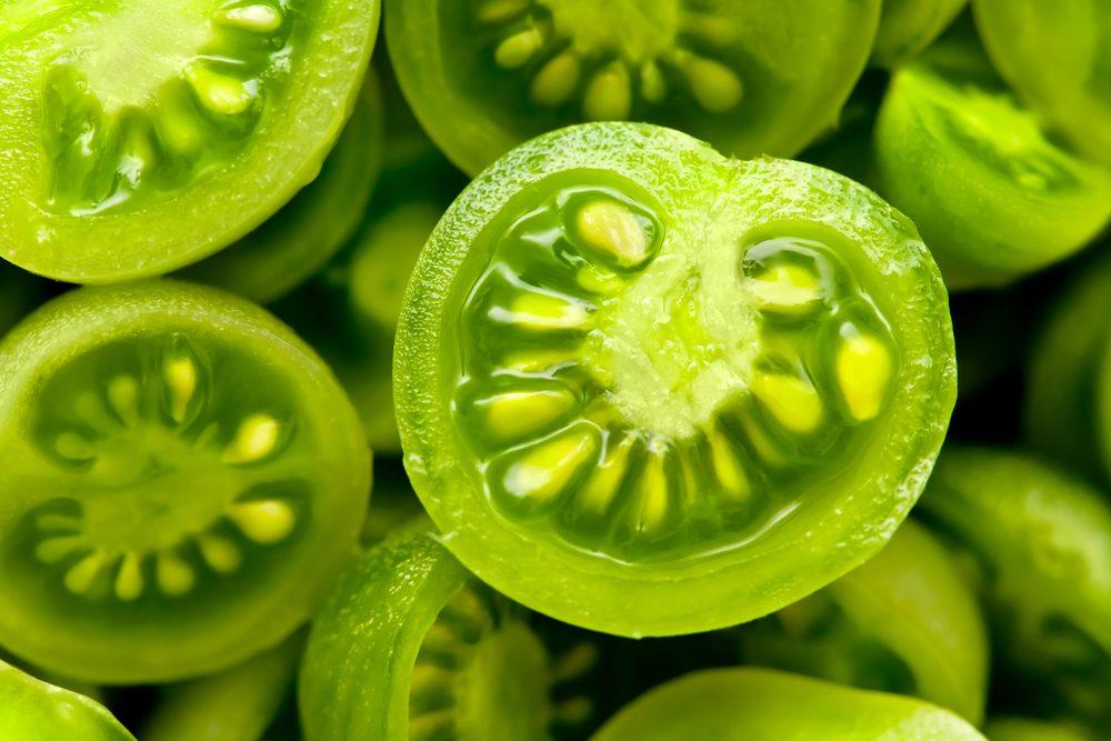 Étiquetez les aliments avec de la couleur pour maigrir.