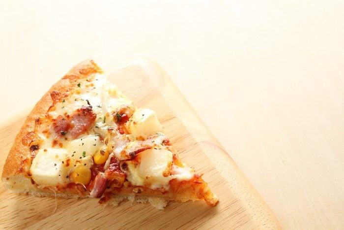 Une recette de pizza aux pommes de terre