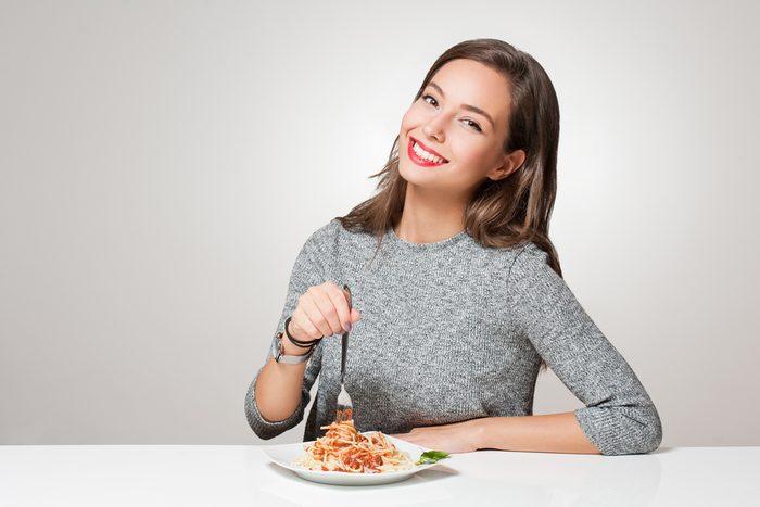 Résolution sante contrôlez vos portions